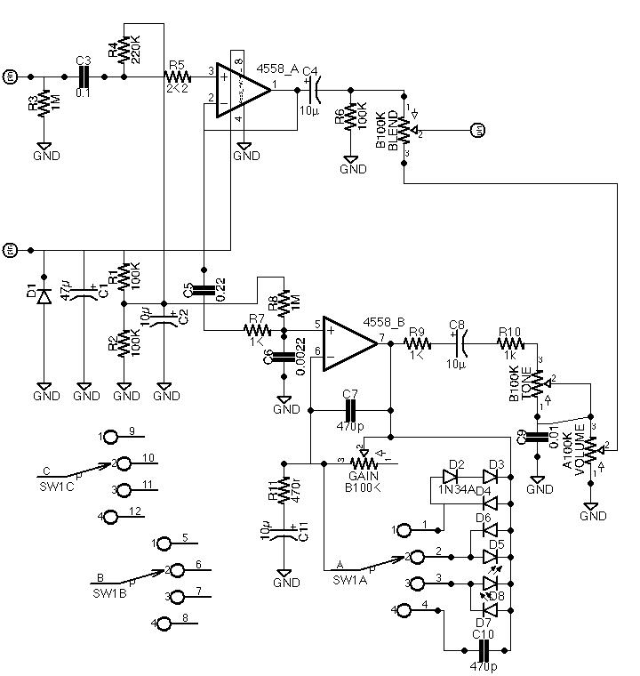DAMSuper-Freq Dam Meathead Schematic on